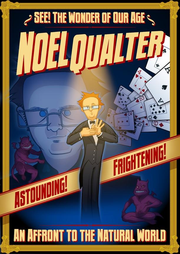 Magician-poster-noel